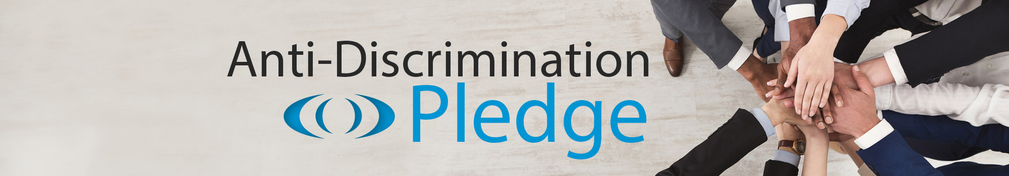 Anti-discrimination pledge