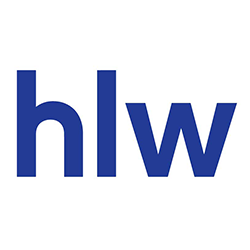 HLW International Sponsor Logo