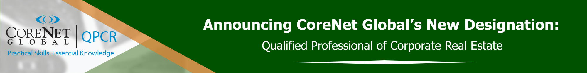 Landing page banner for QPCR Qualified Professiona