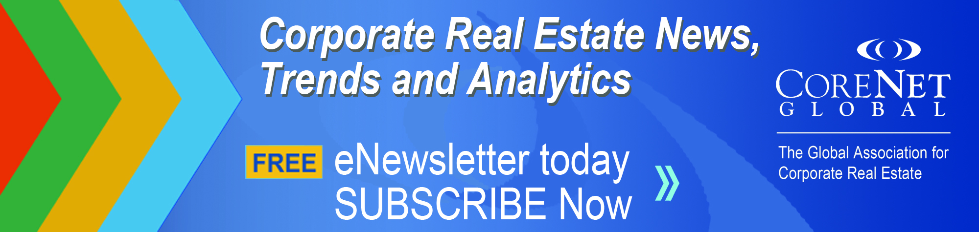 Newsletter Subscribe banner