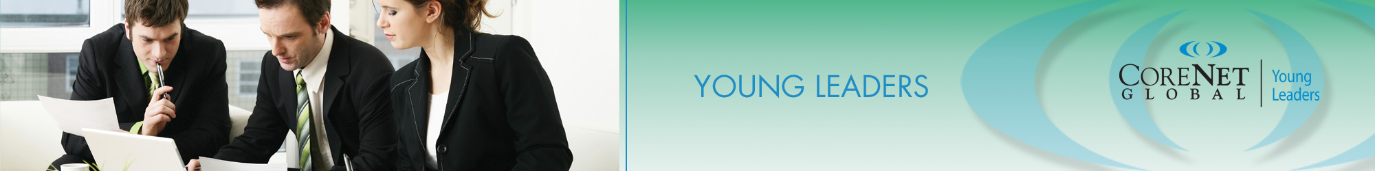 Young Leader Banner